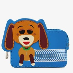 NWT! RARE! Loungefly Toy Story Slinky Dog Wallet